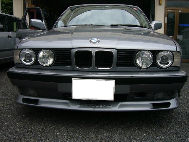 BMW 5シリーズ(E34)