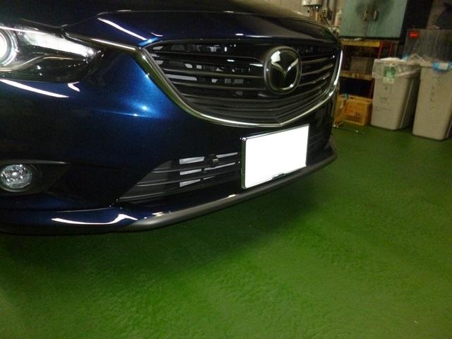 マツダ アテンザ(GJ)2