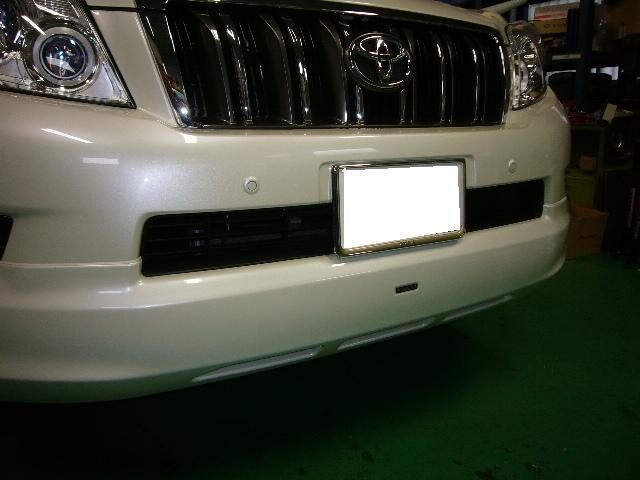 トヨタ ランドクルーザープラド(J150系)