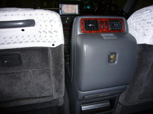 トヨタ センチュリー(GZG50)2