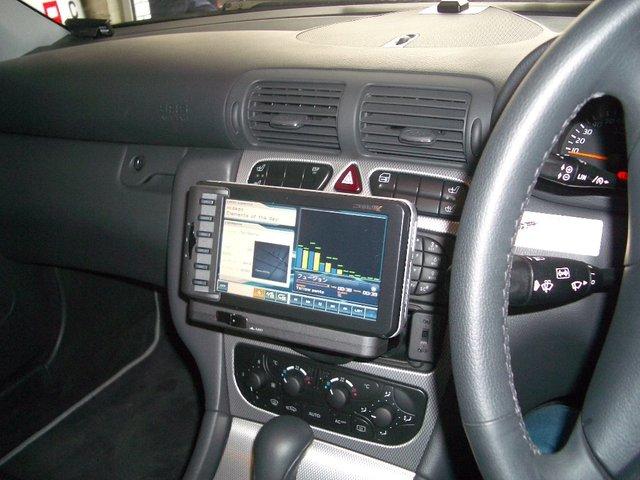 Mercedes-Benz Cクラス(203)2