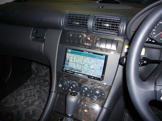 Mercedes-Benz Cクラス(203)5