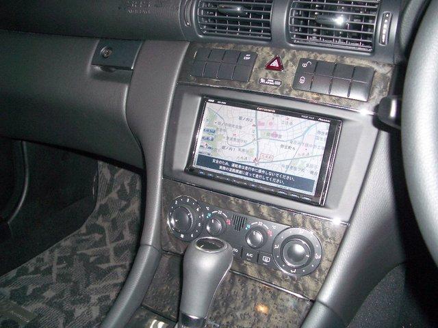 Mercedes-Benz Cクラス(203)4