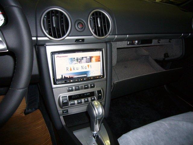 Porsche ケイマン(3)