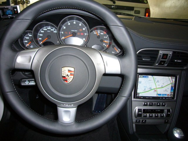 Porsche 911カレラ(997)4