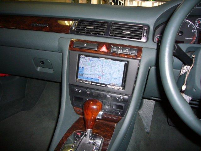 Audi オールロードクワトロ(1)
