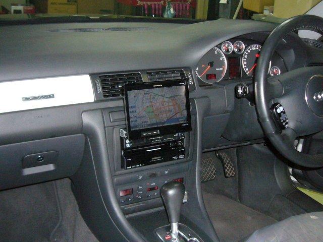 Audi オールロードクワトロ(2)