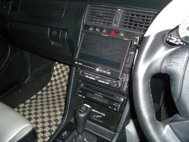 Mercedes-Benz Cクラス(202)2