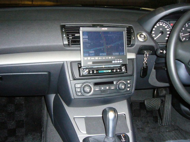 BMW 1シリーズ(E87)1