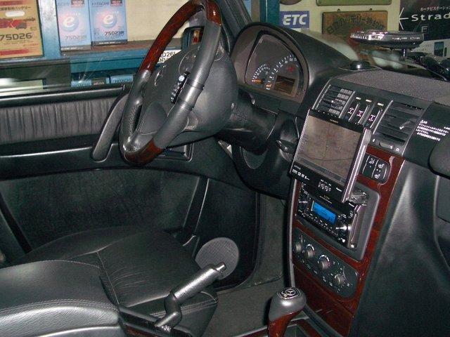 Mercedes-Benz Gクラス(463)1