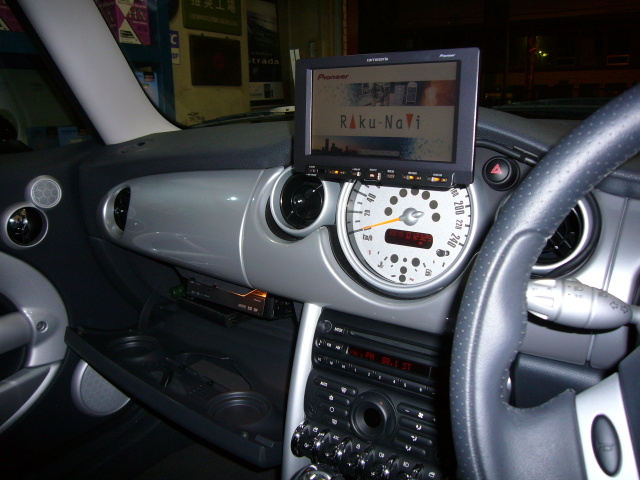 BMW ミニ(1)