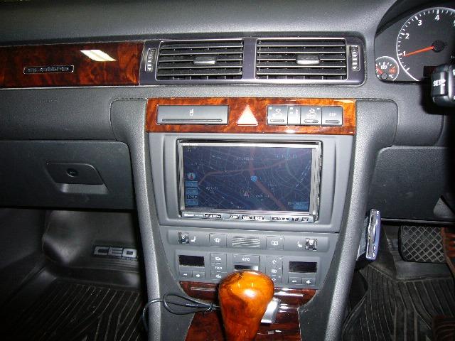 Audi オールロードクワトロ(4)