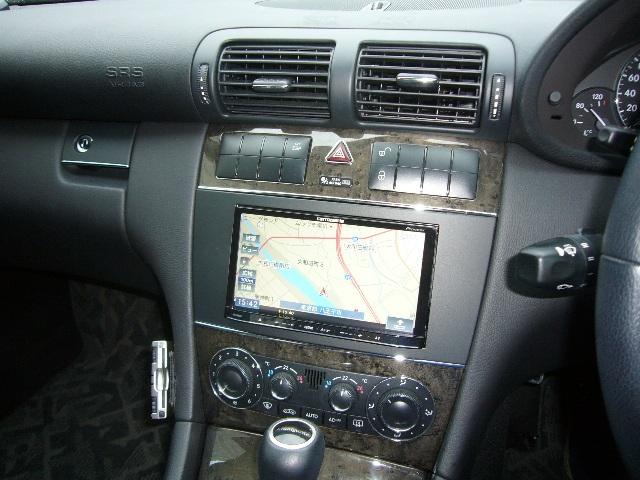 Mercedes-Benz Cクラス(203)7