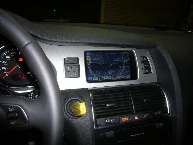 Audi Q7(US並行)