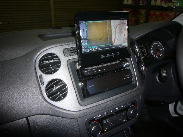 VW ティグアン(2)