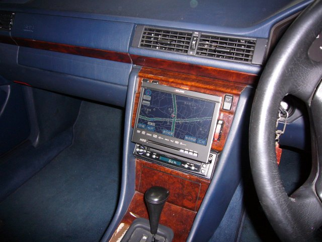 Mercedes-Benz Eクラス(W124)4