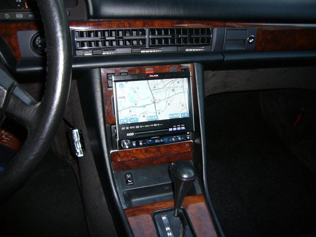 Mercedes-Benz Sクラス 560SEL(126)